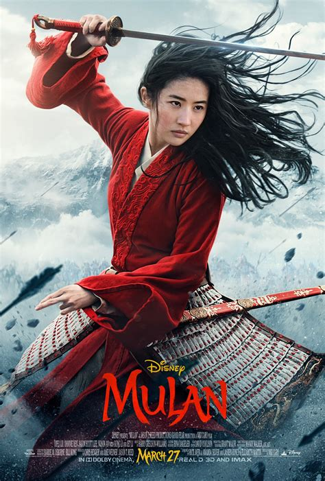 Mulan (2020 film) | The JH Movie Collection's Official