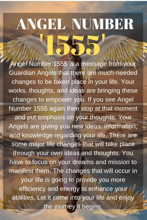 Angel Number 1555: Take Charge Of Your Destiny - Mind Your